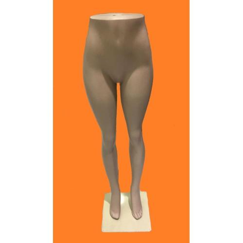 Expositor calça fem bege MC-1173